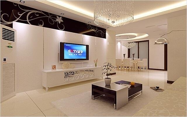 家装电视墙效果图欣赏