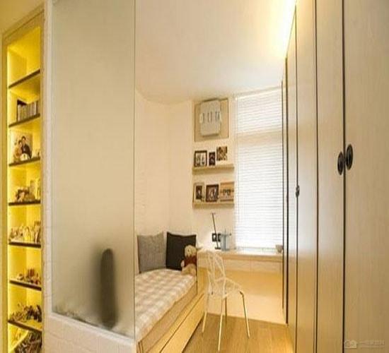 看不见的空间助你整洁家居 小户型的收纳