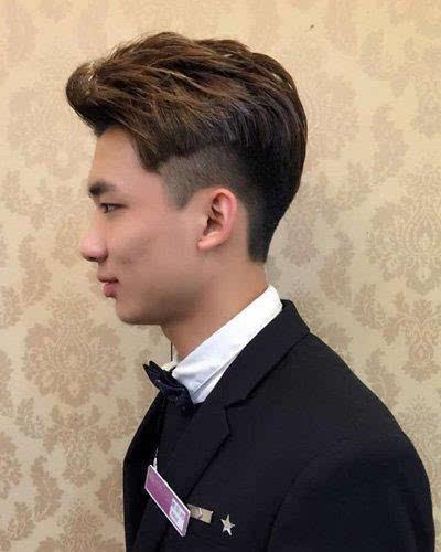 20款男生短发发型,每一款都能给你带来不同的风采!图片