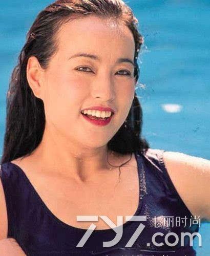 刘晓庆昔日写真图片