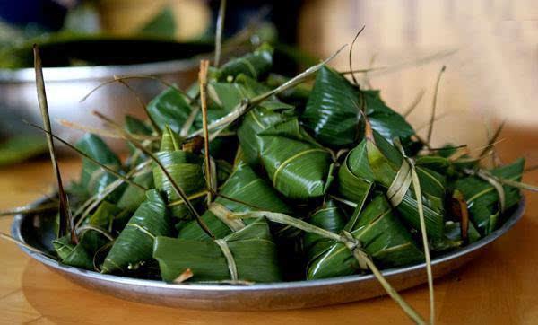 啥地方包粽子,不用苇叶和竹叶