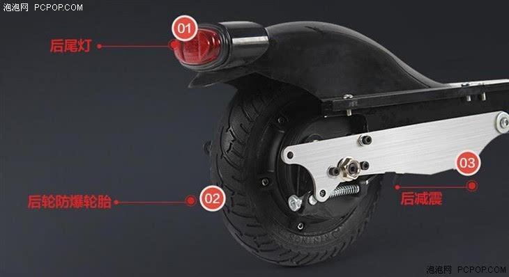 豪迈踏板车机头内部结构图