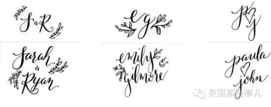 手绘艺术字圆体字