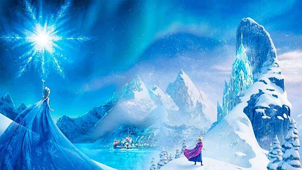 跟随迪士尼动画电影,领略世界风景