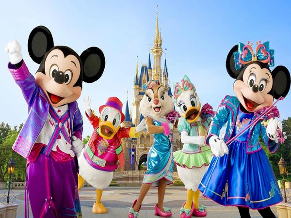 迪士尼乐园游玩不排队秘籍