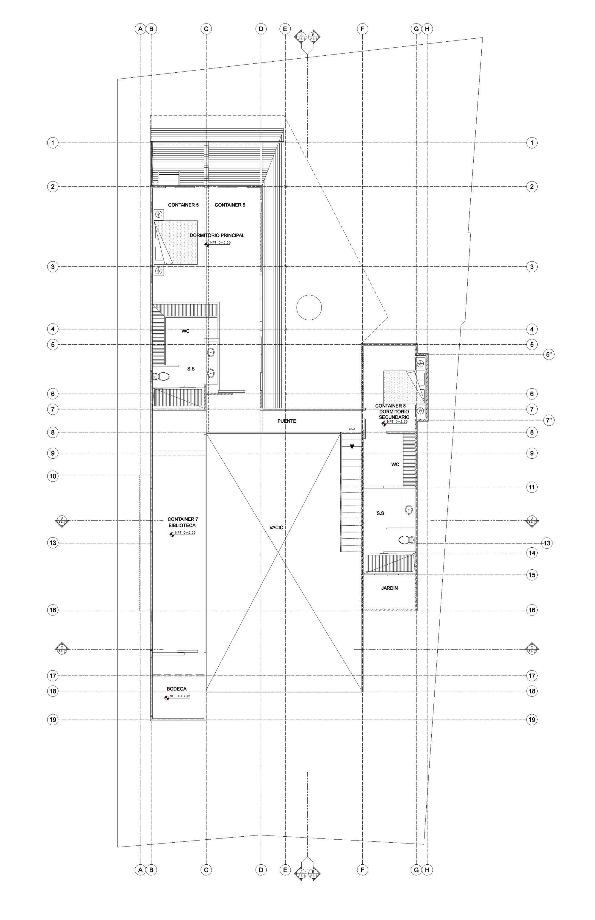 集装箱装箱方案设计图展示