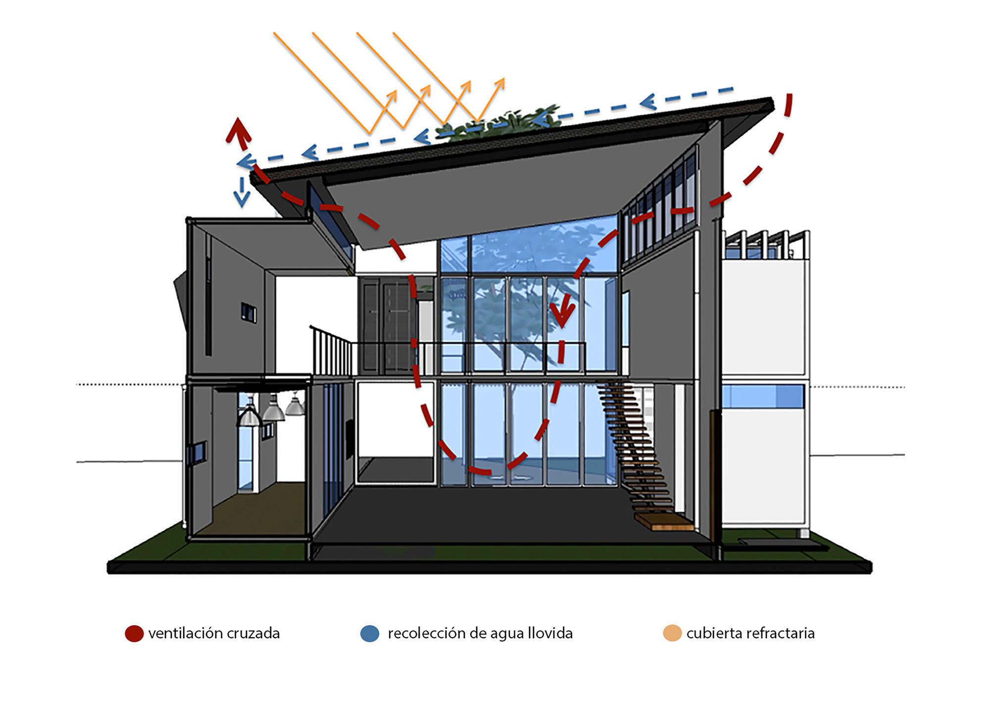集装箱别墅设计图纸展示