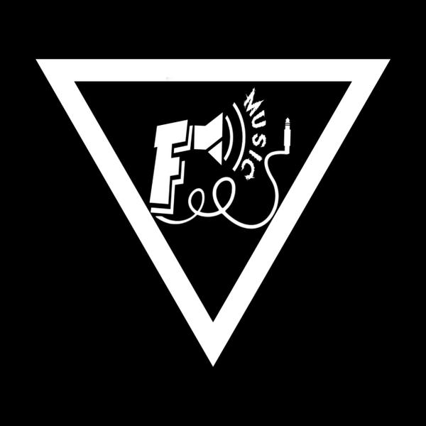 疯音厂牌首张音乐合辑封面logo曝光,彩色硬糖图片