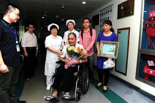 经历生死156天 宁波今年首例禽流感患者治愈出