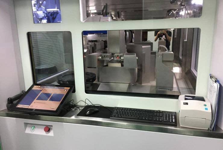 科技 正文     (weinas 配液机器人整体结构) 尽管在产品方面有一定的