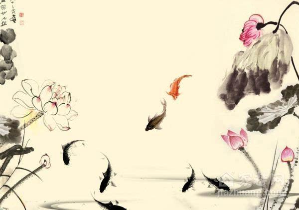 九鱼图: 九取其长长久久之意;鱼则寓意万事如意、 年年有余。九条可爱的鱼在嬉戏玩耍,寓意吉祥如意。   三羊图:可曾听说过三阳开泰,羊取其音,变成了阳气的阳,而泰则是《易经》中的一个招福卦象。三羊图即招来吉利的意思,可以给人带来好运。但要注意,属牛、狗、鼠者居室不宜挂三羊图,因为牛、狗、鼠与羊不合。   除了以上的风水挂画,还可考虑百鸟朝凤、青蛙戏水、猴王献瑞等。客厅应以悬挂好意象的图画为宜。   二、客厅不适合的风水挂画   猛兽图画:客厅不宜