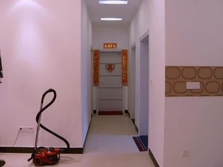 小户型的装修效果图 温馨的三居室
