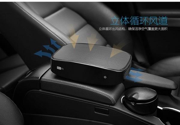 豹米首款车载空气净化器发布:698元/净化率99%的照片 - 8