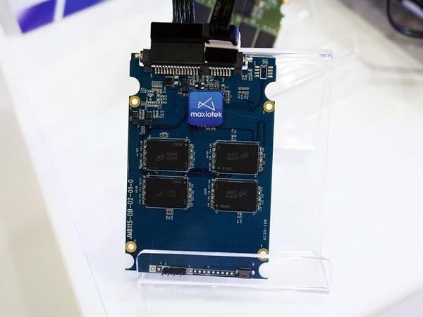 全球首款2TB M.2 SSD惊艳亮相的照片 - 5