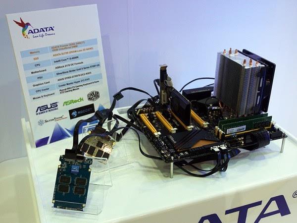 全球首款2TB M.2 SSD惊艳亮相的照片 - 6