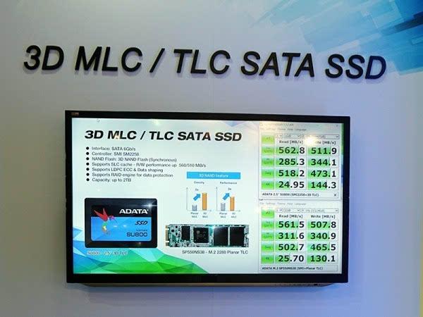 全球首款2TB M.2 SSD惊艳亮相的照片 - 9