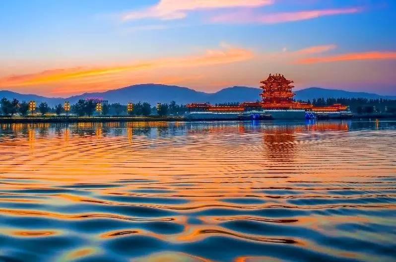 美丽山西 | 临汾美,美就美在汾河水