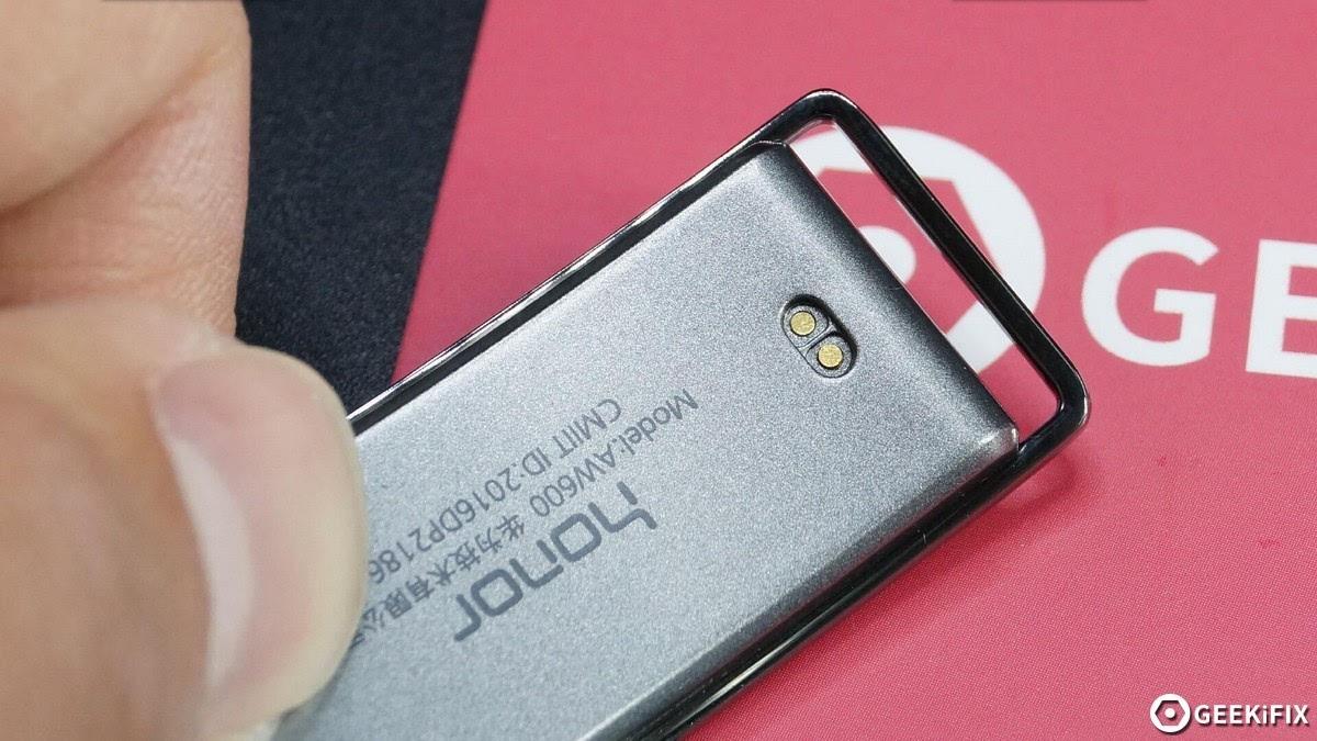 99元能测紫外线 华为荣耀畅玩手环A1拆解的照片 - 16