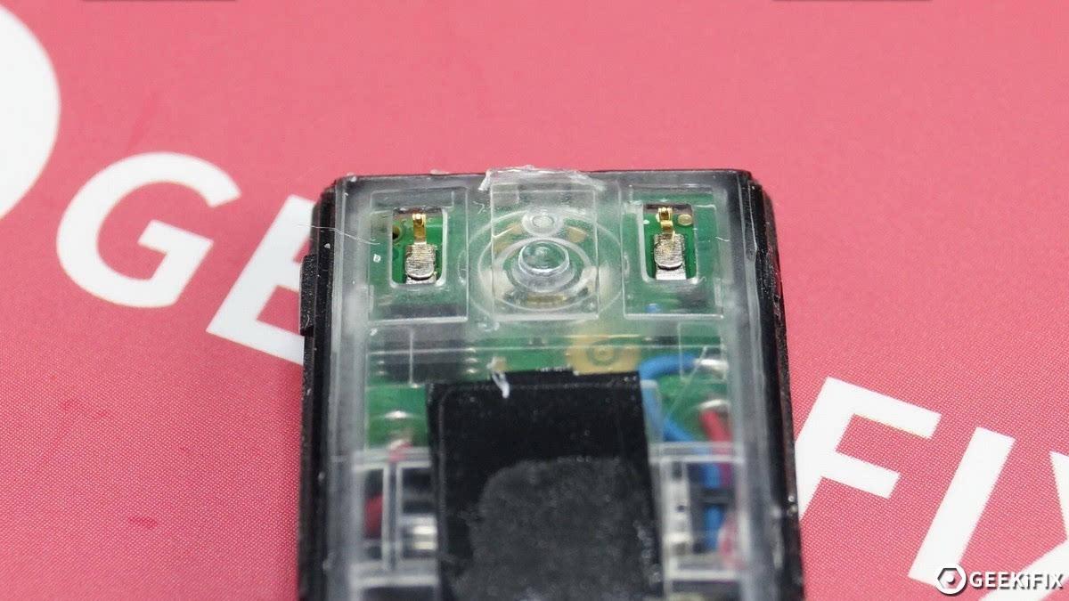 99元能测紫外线 华为荣耀畅玩手环A1拆解的照片 - 20
