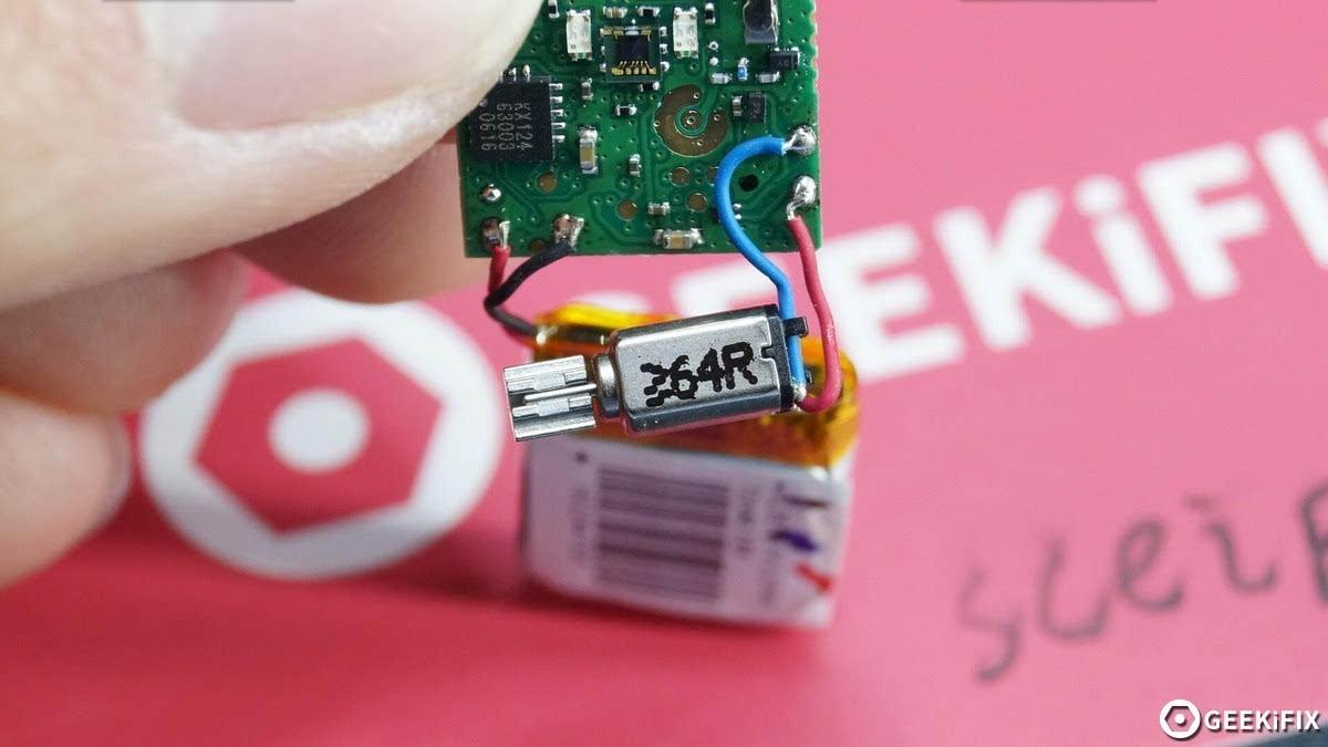 99元能测紫外线 华为荣耀畅玩手环A1拆解的照片 - 30
