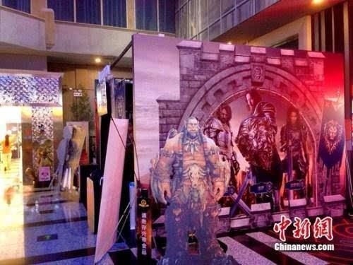 《魔兽》上映24小时票房近4亿元 网友:青春回忆悉数回归的照片 - 5