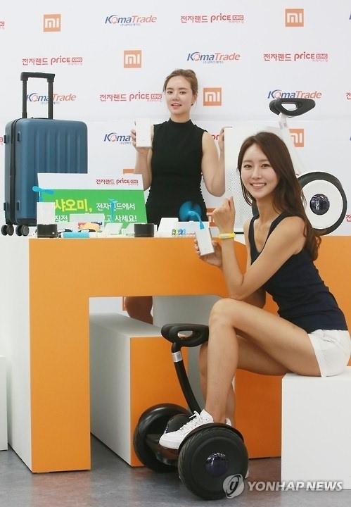 小米韩国首家实体店首尔开业的照片 - 2