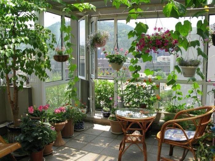 阳台小花园设计要点 让人不得不爱的私密空间