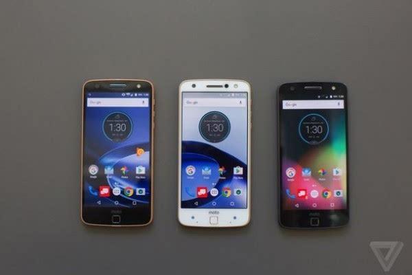HTC多下巴首位接任者:Moto Z & Moto Z Force图赏的照片 - 1