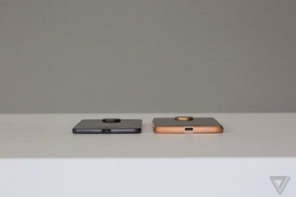 HTC多下巴首位接任者:Moto Z & Moto Z Force图赏的照片 - 5