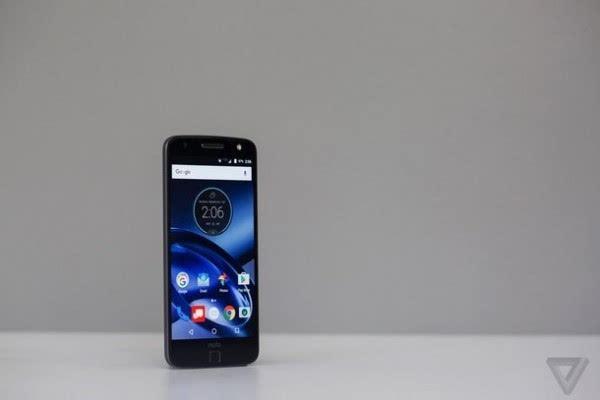 HTC多下巴首位接任者:Moto Z & Moto Z Force图赏的照片 - 7