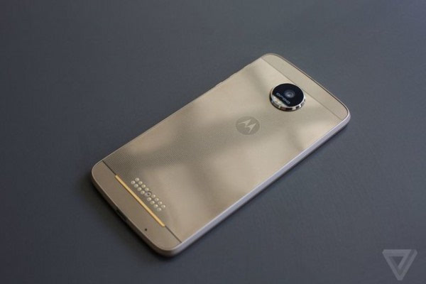 HTC多下巴首位接任者:Moto Z & Moto Z Force图赏的照片 - 11