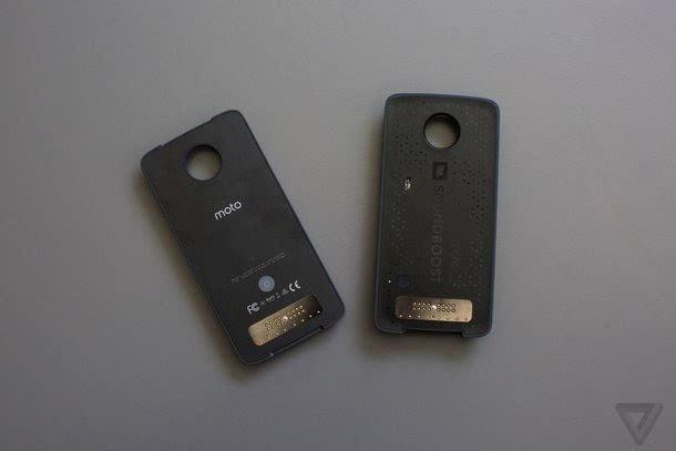 HTC多下巴首位接任者:Moto Z & Moto Z Force图赏的照片 - 12