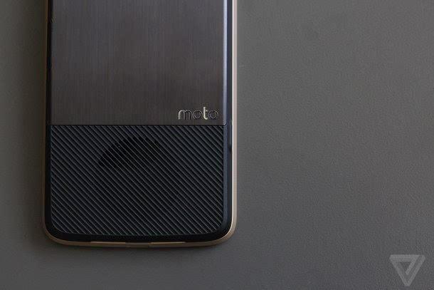 HTC多下巴首位接任者:Moto Z & Moto Z Force图赏的照片 - 14