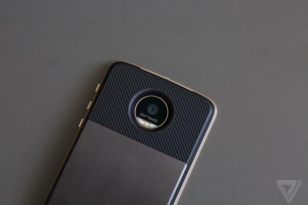 HTC多下巴首位接任者:Moto Z & Moto Z Force图赏的照片 - 15