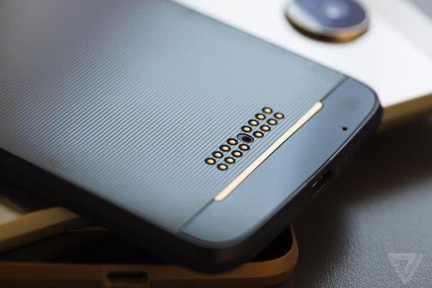 HTC多下巴首位接任者:Moto Z & Moto Z Force图赏的照片 - 16