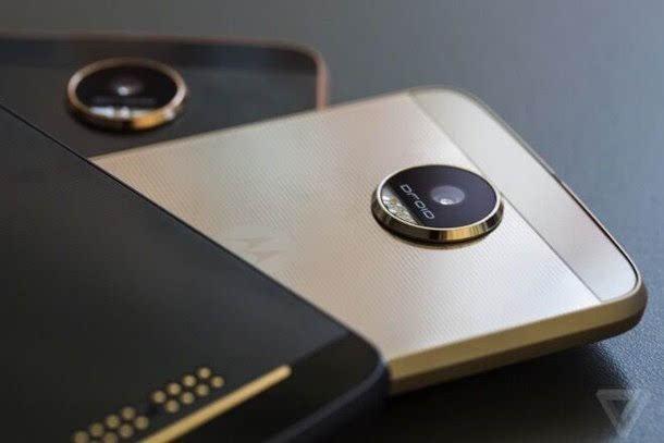 HTC多下巴首位接任者:Moto Z & Moto Z Force图赏的照片 - 17