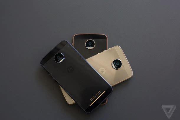 HTC多下巴首位接任者:Moto Z & Moto Z Force图赏的照片 - 22
