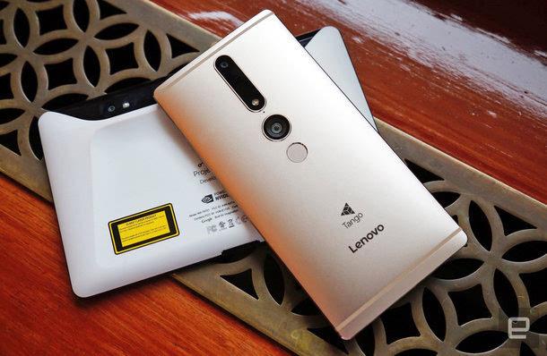 全球首款支持Tango技术手机:Phab2 Pro真机上手图赏的照片 - 14