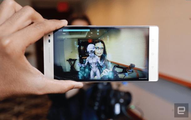 全球首款支持Tango技术手机:Phab2 Pro真机上手图赏的照片 - 16