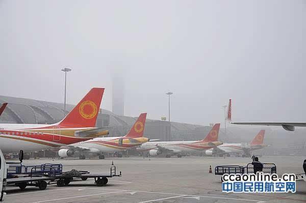 成都双流机场迎来旅客端午节出行小高峰