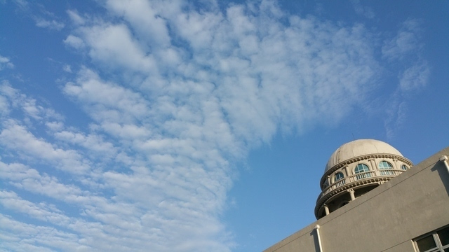聊城的薄云