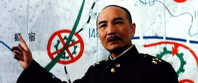 蒋介石特型演员大全及点评