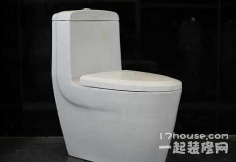 挂墙式马桶的优缺点:分体马桶