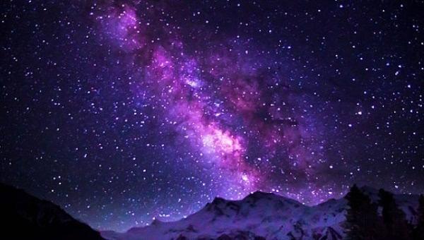 光污染严重:三分之一地球人看不到银河的照片 - 1