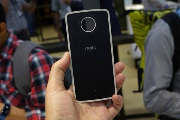 摩托罗拉:Moto X依然存在 Moto Z提供差异化体验的照片