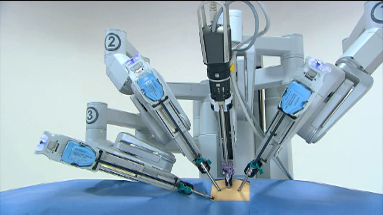 机器人医疗