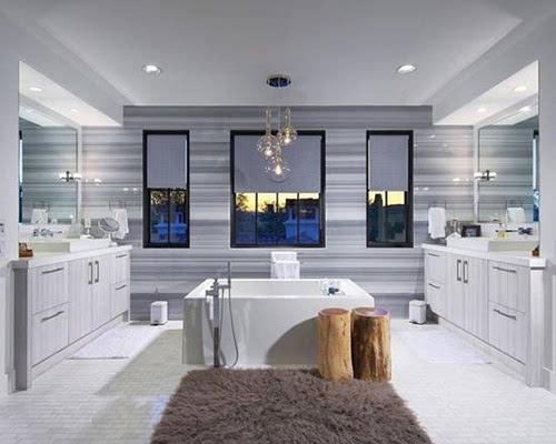 9款欧式大户型卫浴间设计 这个夏天好好享受图