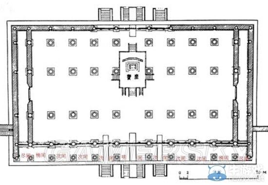 《我的世界》中式大型建筑建造图文教程图片