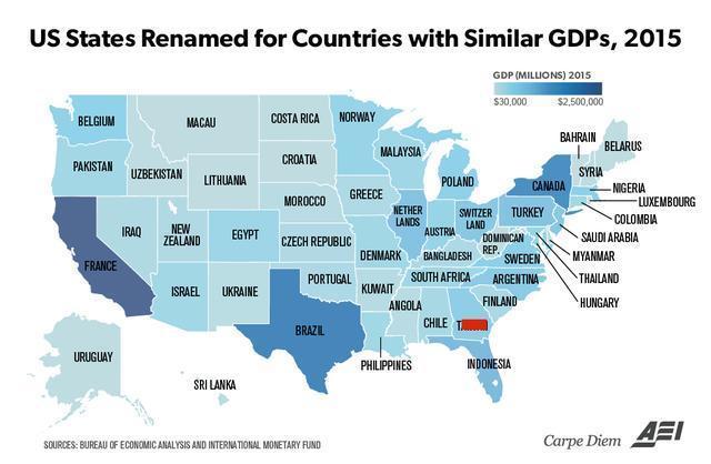 gdp中国各省_与中国各省gdp相当的国家