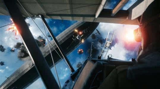 《战地1》实机视频首公开:拟真堪比电影的照片 - 7